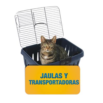 Jaulas y Transportadoras