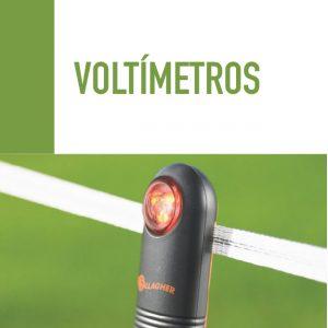 Voltímetros