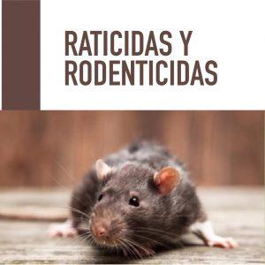 Raticidas y Rodenticidas