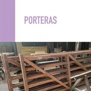 Porteras