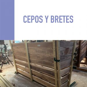Cepos y Bretes
